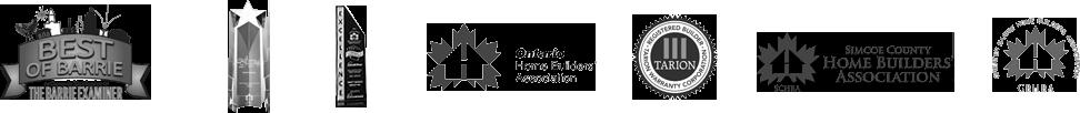 Pratt Homes Awards & Associations