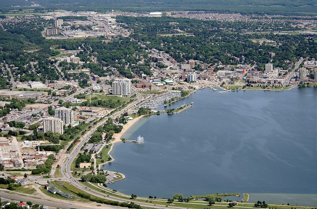 Barrie ranks 3rd in Ontario for best place to invest