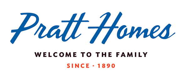 Pratt Homes Welcome to the Family.